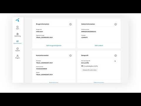 BusinessAll data-topup