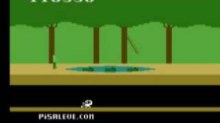 [Atari 2600] Final de Pitfall / Pitfall Ending - 4/4