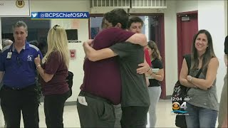 Teachers Return To Stoneman Douglas High