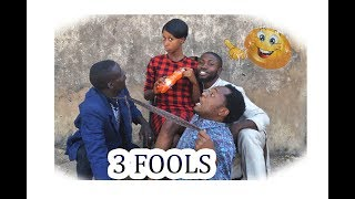 3 FOOLS, fk Comedy Episode 16 .Funny Videos, Vines, Mike, Prank, Try Not To Laugh Completion