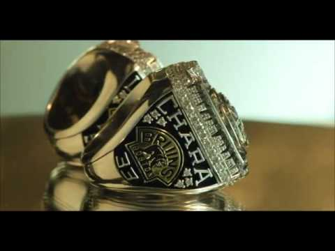 Boston Bruins Stanley Cup Ring Raffle Commercial