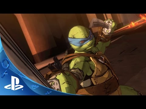 Teenage Mutant Ninja Turtles™: Mutants in Manhattan  Video Screenshot 1