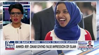 Dr. Qanta Ahmed: Rep. Omar is a disgrace to Islam