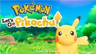 Pokémon Let's Go Pikachu Parte 1
