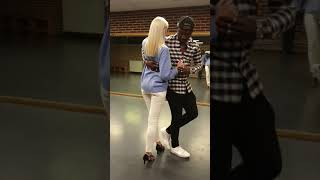 JBZ & Charlotte Kizomba Belgium ( Brussels Sensual Kizomba) Romantic - Stanaj Kizomba