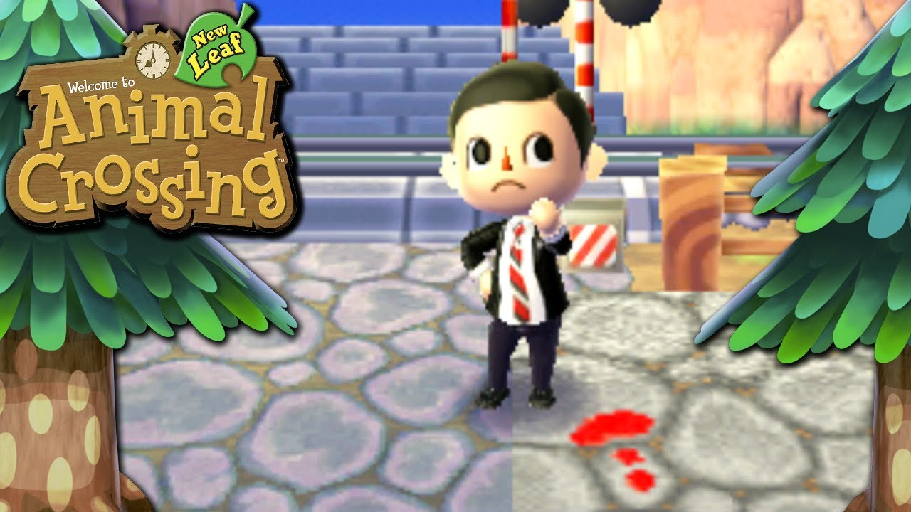 Animal Crossing: New Leaf - Murder in Twin Beaks (Nintendo ...