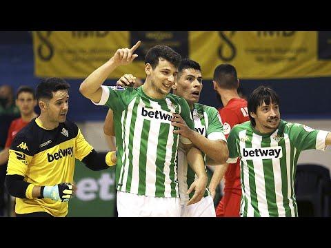 Los Mejores Goles del Real Betis Futsal en la Temporada 20/21