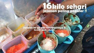ENAK KEBANGETAN !! BIKIN KENYANG BUAT KAUM PELAJAR  | INDONESIA STREET FOOD #401