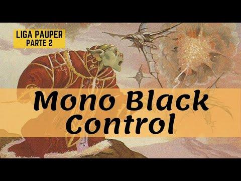 (LIGA PAUPER) Mono Black Control (parte 2)