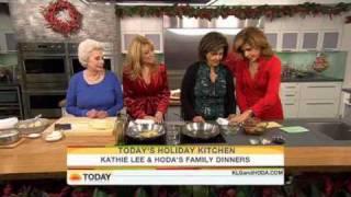 KLG and Hoda - Family Recipes