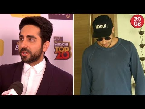 Ayushmann: Content Matters More | Sidharth Confirms Working In 'Aashiqui 3' Along With Alia