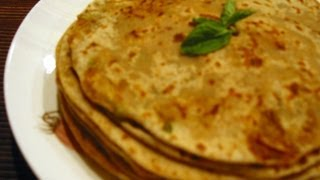 Stuffed Moong Paratha..