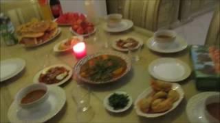 مطبخي في اول يوم رمضان ليلى بن الازهر 1jour ramadan     -