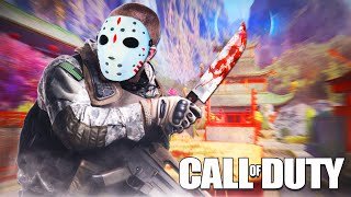 CRAZY SERIAL KILLER PLAYS CALL OF DUTY! (Call of Duty Trolling)