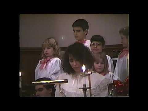 Christmas Cantata 12-9-90