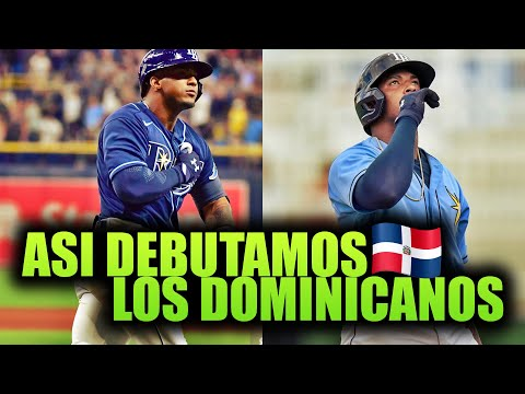Asi Fue El Jonron De Wander Franco (DEBUT MLB)