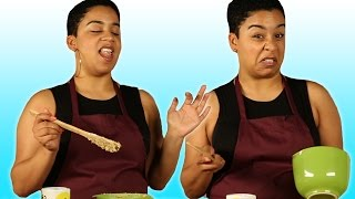 People Try Baking Cookies Without A Recipe