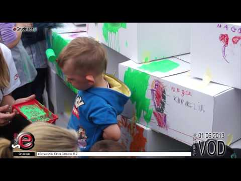 Kolorowy Dzień Dziecka - przy Flisaku