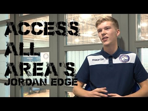 Access All Areas | Jordan Edge