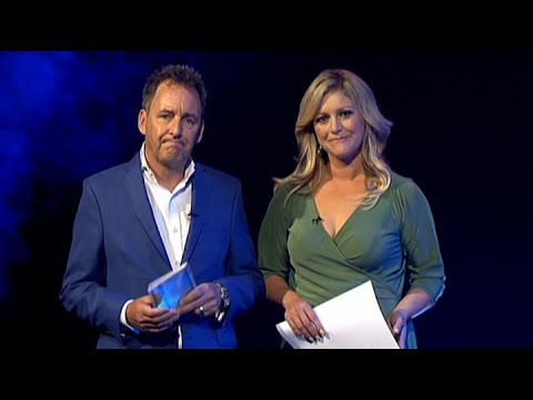 Mike Hosking and Toni Street on brink of tears as they farewell Seven Sharp