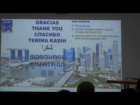 Conclusiones en torno a la problemática de las ciudades y la nueva agenda urbana: WUF9