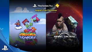 Free PlayStation 4 games in August include rebels and the Yakuza