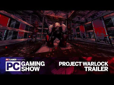Project Warlock 2 trailer | PC Gaming Show E3 2021