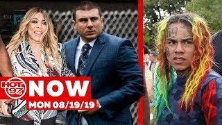 Tekashi 69 Accused Of Faking A Kidnapping + 50 Cent Denied Wendy Williams To His Party