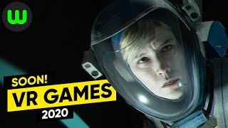 15 Upcoming VR Games of 2020 (Oculus Rift, Vive, PSVR) | whatoplay