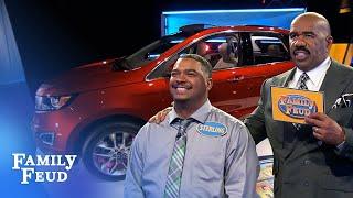 Car Stars: Noyola Family 🚗⭐️ | Family Feud