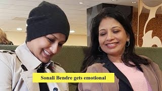 Sonali Bendre shares heartwarming note for her sister Rupa..