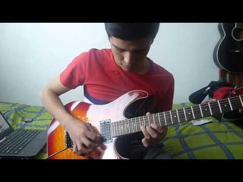 Jesus mi fiel amigo.- Solo de guitarra electrica.