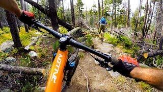 It's hella fast in Helena | Mountain Biking MacDonald & Bear Trap Gulch