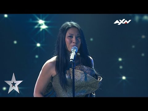 We Absolutely LOVE Anggun's Beautiful Duet With Pavarotti | Asia's Got Talent 2019 on AXN Asia