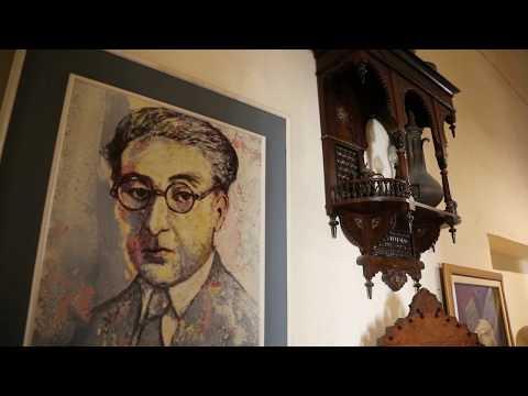 Το σπίτι του Καβάφη με τη φωνή της Έλλης Λαμπέτη