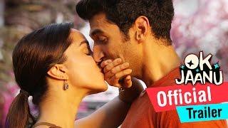 OK Jaanu 2017 Movie Trailer Video HD
