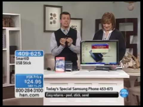 Guard-A-Kid SmartID on Home Shopping Network