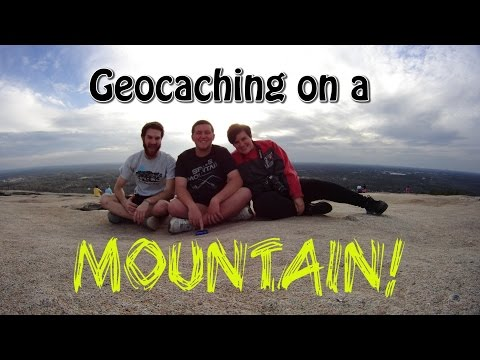 Geocaching on a Mountain!