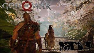A NEW REALM....  || God of War Pt. 7