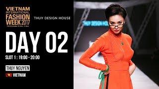 THUY DESIGN HOUSE | VIETNAM INTERNATIONAL FASHION WEEK FALL WINTER 2017