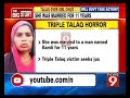 Triple Talaq horror