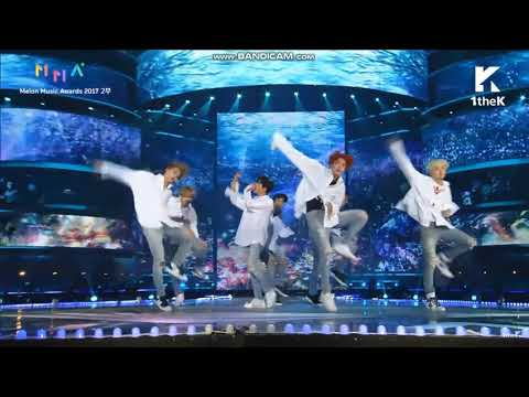 171202 BTS SPRING DAY Performance @ 2017 Melon Music Award