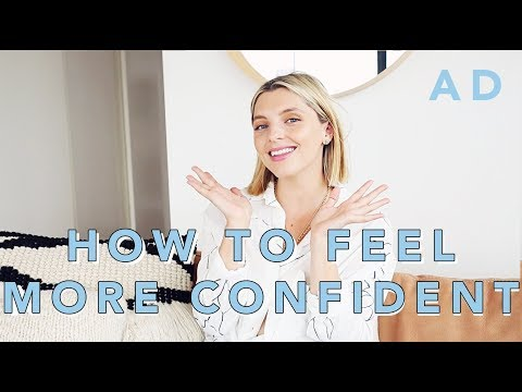 MY TOP TIPS ON HOW TO BE MORE CONFIDENT