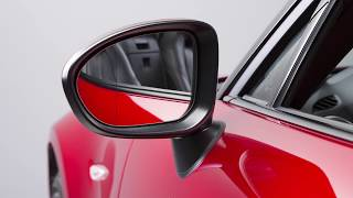 Mazda MX-5 RF – Specchietti retrovisori