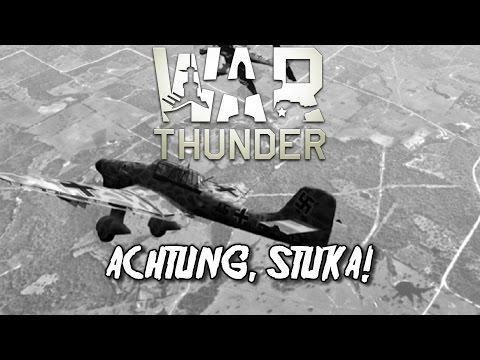 War Thunder - Achtung, Stuka!