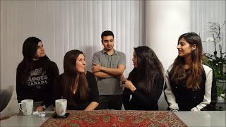 Language Challenge: Persian vs Urdu