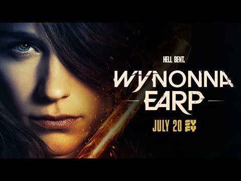 Syfy TV Shows Online - Wynonna Earp Season 3 Episode 1 - Blood Red and Going Down