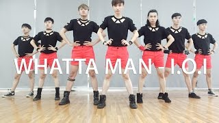 Whatta Man_ I.O.I (Dance Cover) by Heaven Dance Team from Vietnam