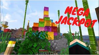 Keralis wins MEGA JACKPOT at Iskall's Treasure Island   Hermitcraft 7