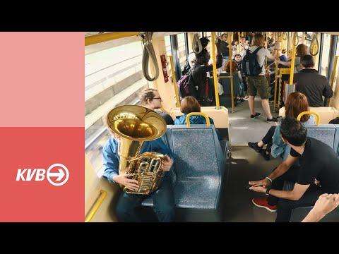 Musik in der Bahn (KVB)